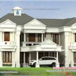Square Feet Home Exterior Kerala Plans