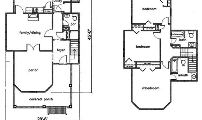 Square Feet Home Plans House Design