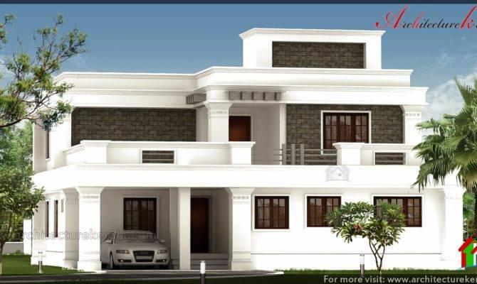 Square Feet House Design Architecture Kerala