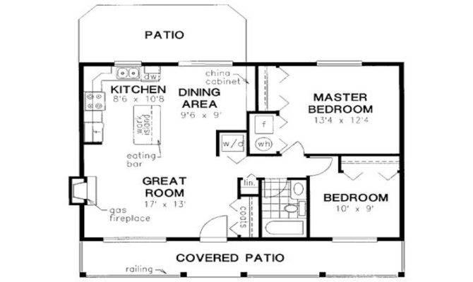 Square Feet House Floor Plans