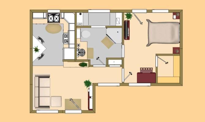 8 Dream House Plans Less Than 500 Sq Ft Photo House Plans