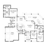 Square Feet House Plans Foot Floor