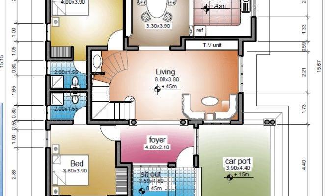 Square Feet House Plans Kerala Home Deco