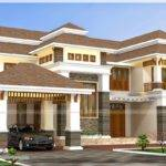Square Feet Luxury Home Kerala Plans
