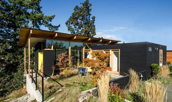 Square Feet Modern Home Architecture Victoria