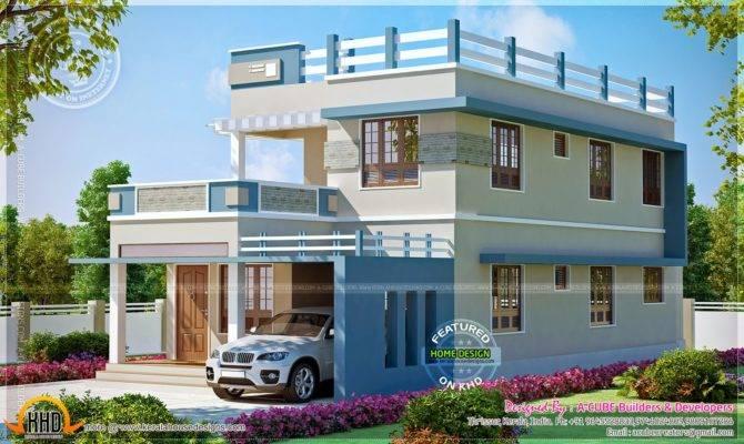 Square Feet New Home Design Kerala
