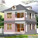 Square Feet Small Home Design Kerala Floor