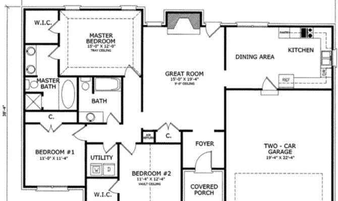 Square Foot Cottage Plans Home Deco