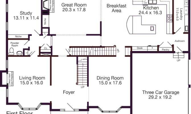 Square Foot Home Floor Plans Design Style