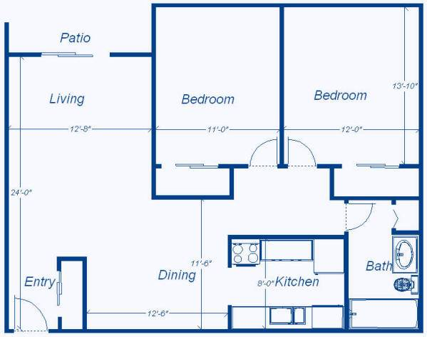 15 House Plans 1100 Sq Ft That Celebrate Your Search House Plans