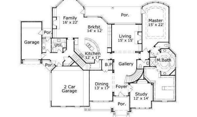 Square Foot House Plans Feet Bedrooms
