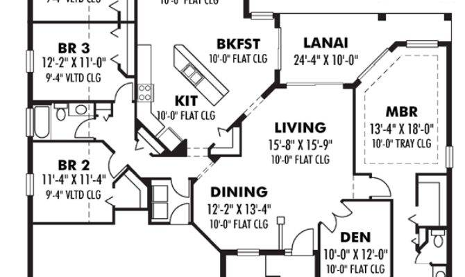 Square Foot House Plans French Country Plan