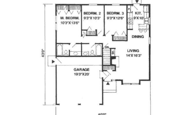 Square Foot House Plans Homes Floor
