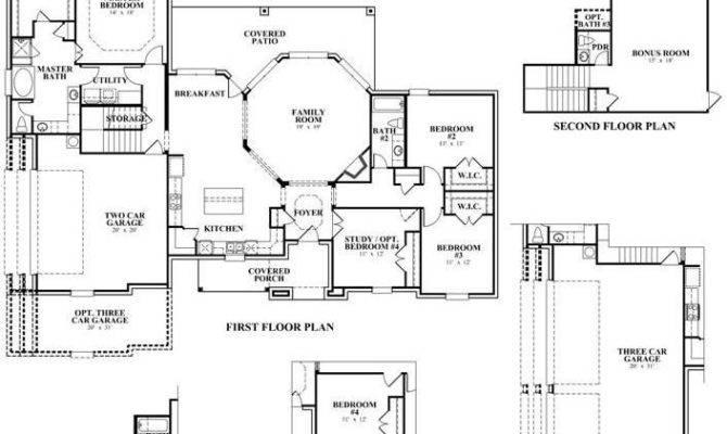 Square Foot Lake House Plan Floor Plans Feet