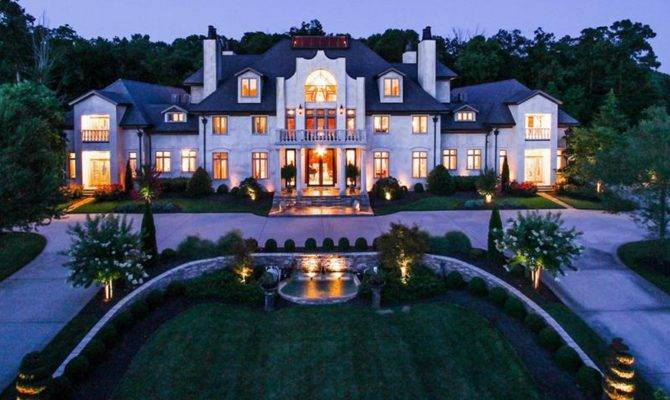 Square Foot Mega Mansion Ooltewah Listed