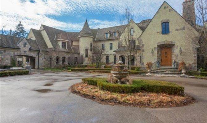 Square Foot Story Book Castle West Bloomfield Real Estate