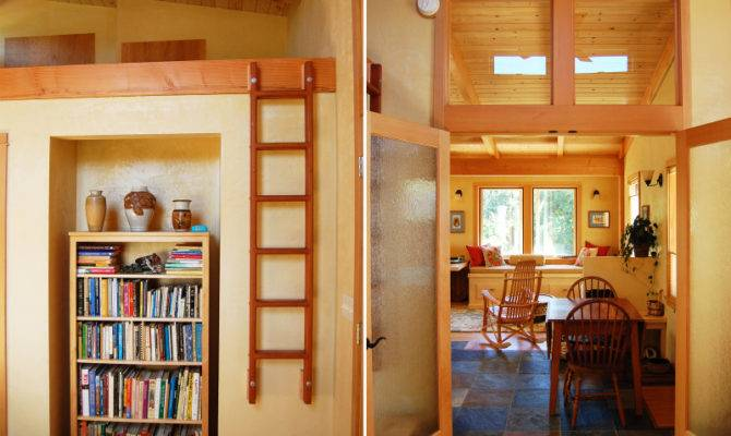 Square Foot Sustainable House Oregon Idesignarch Interior