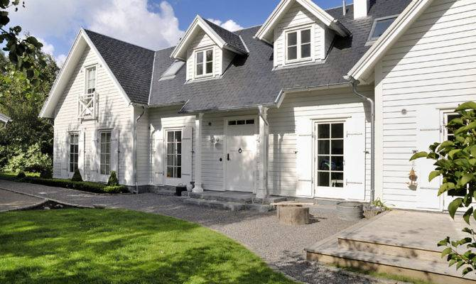 Dream New England Style Homes Interiors 17 Photo House Plans