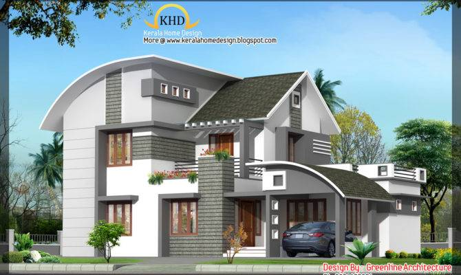 Square Meters House Elevation