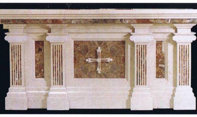 Square Pillar Designs Four Pillars