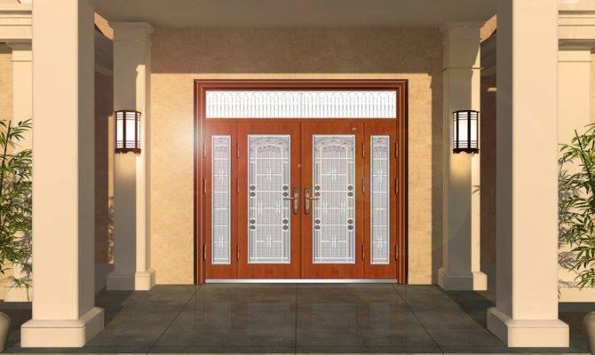 Square Pillar Designs Villa Gate Pillars