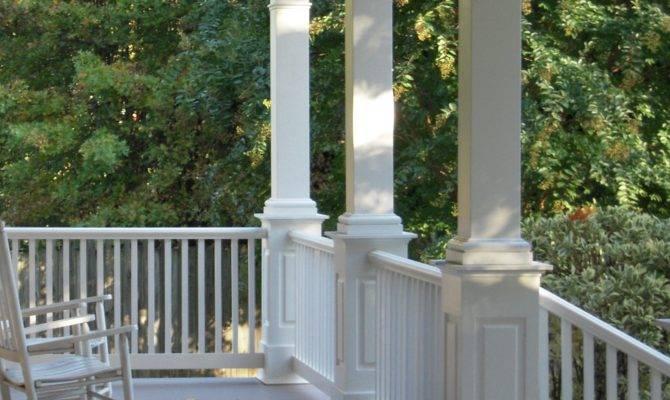 Square Porch Columns Fiberglass