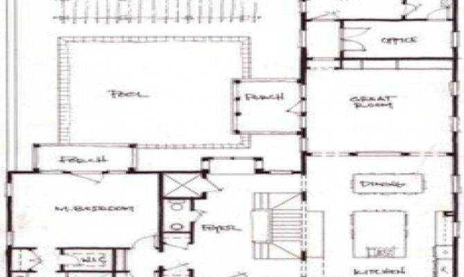 Square Shaped House Plans Country Style