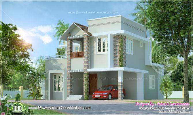 Square Yard Designed Rahul Lakshmanan Thrissur Kerala
