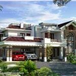 Square Yards Luxury Villa Design Kerala Home
