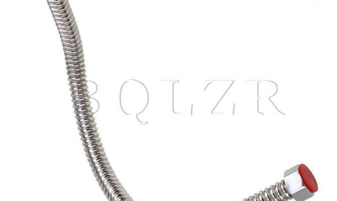 Stainless Steel Flexible Braided Water Heater