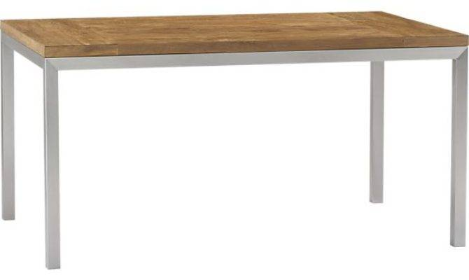 Stainless Steel Topped Kitchen Tables