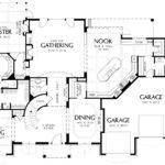 Staircase Southern House Plan Stairs Plans