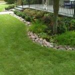 Stamped Concrete Landscape Edging Decorative Curbing Borders