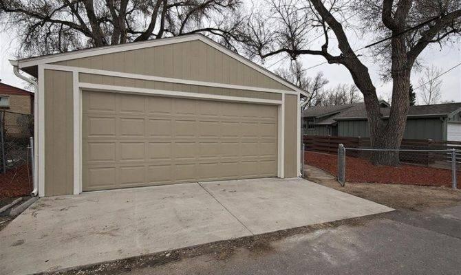 Stand Alone Car Garage Extra Storage Space Home Garages