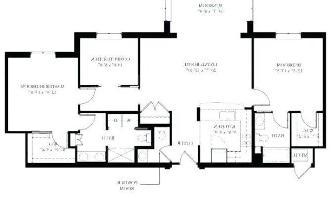 Standard Master Bedroom Average