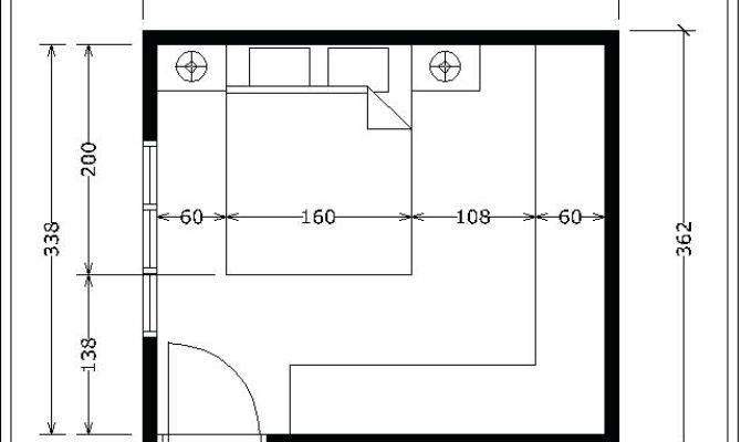 Standard Master Bedroom Walk Closet Glif
