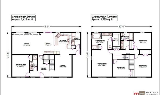 Standard Modular Home
