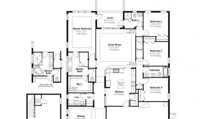 Standard Pacific Homes Floor Plans Awesome