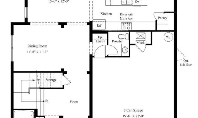 Standard Pacific Homes Floor Plans