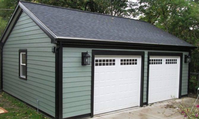 Standing Garage Door Doors Pinterest