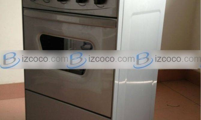 Standing Gas Stove Electric Oven Combination Nice