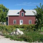 Stay Ranch Guest House Horse Corrals Nebraska High Country