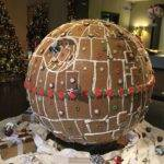 Steal Plans Gingerbread Death Star