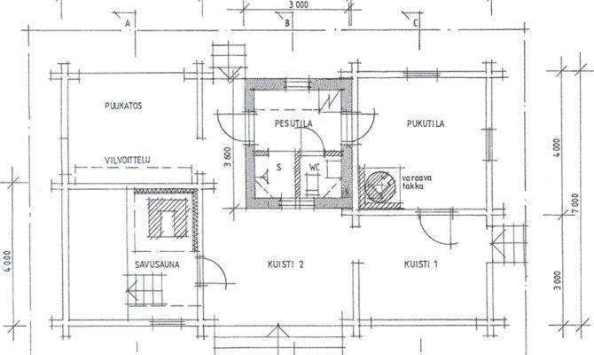 Steam Sauna Plans Oravasalmi Sivut Asp Tid Home