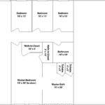 Steel Building Floor Plans Metal Home Sample Plan