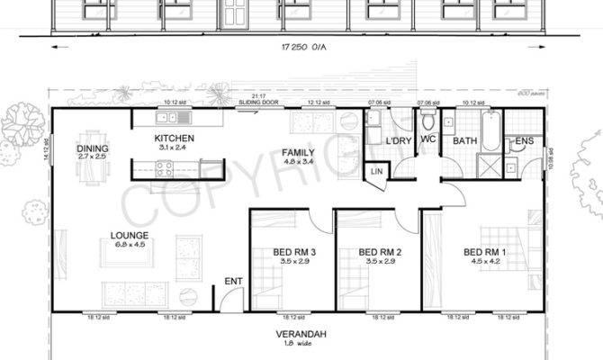 Steel Building House Plans Smalltowndjs