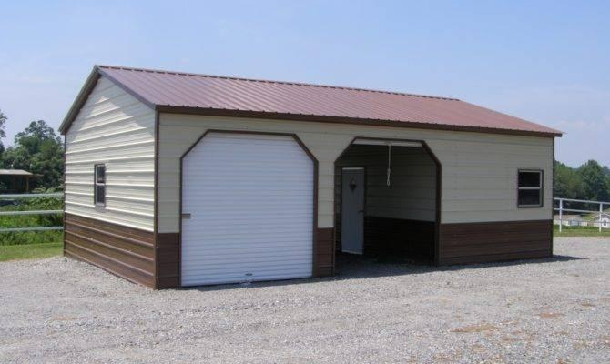 Steel Garage Kits Better Garages