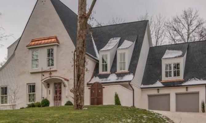 Steep Driveway Home Design Ideas Remodel Decor