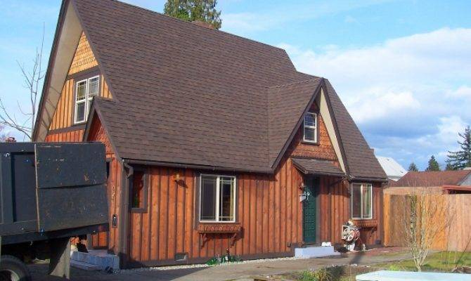Steep Roof Garage Plans