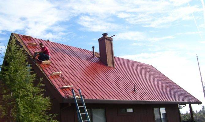 Steep Roofs Sloping